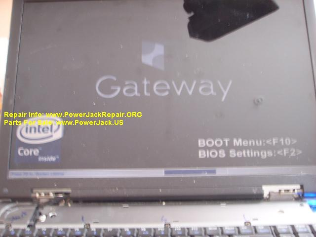 Gateway Model No PA6A