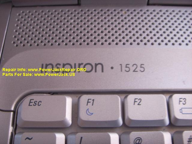 Dell Inspiron 1525 PP29L jack replacement