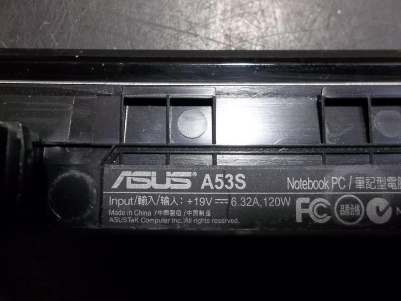 a53s k53sv a53sv-xe1  asus dc power connector socket repair