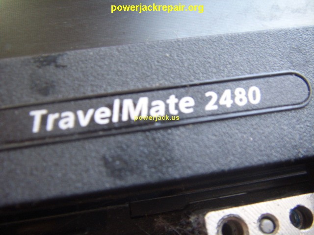 travelmate 2480 acer dc jack repair socket port replacement