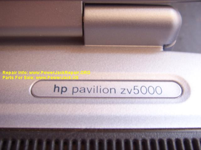 HP Pavilion ZV5000 Series