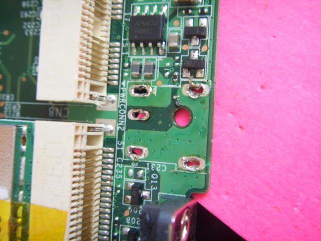 a6200 MSI MS-1681 MS1681 DC Power Jack Connector Socket Input Port