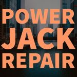 laptop power jack repair